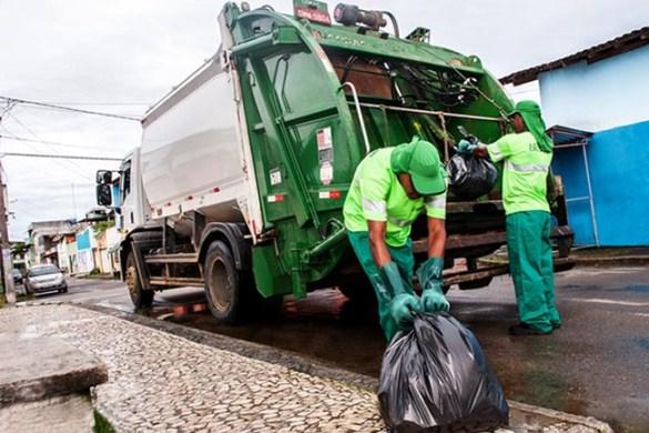 coleta de lixo bio sanear
