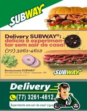 Subway 77 3261 4612