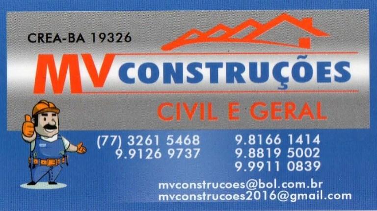 MV Construções