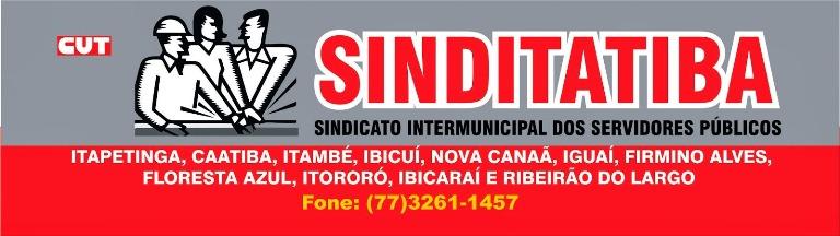ITAPETINGA: NOTA DO SINDICATO SINDITATIBA - Cidade Acontece